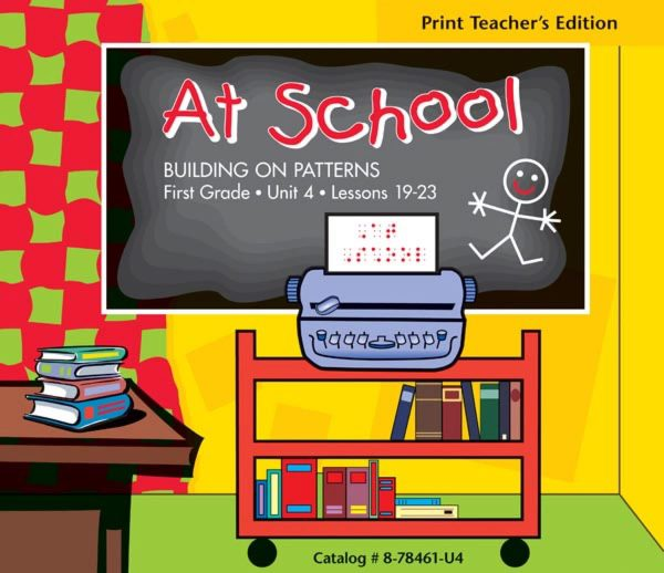 Building on Patterns First Grade Unit 4 Teachers Edition
