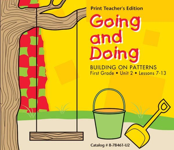 Building on Patterns First Grade Unit 2 Teachers Edition