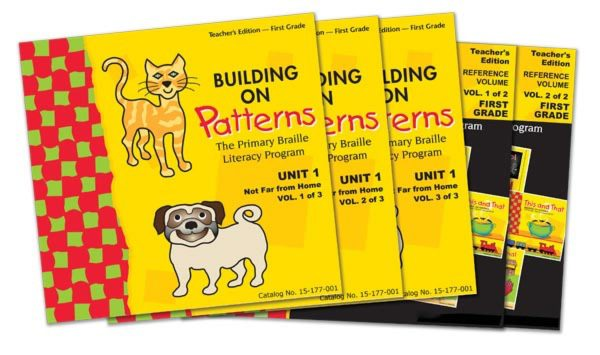 Building on Patterns First Grade Unit 1 Teachers Edition with Reference Volume