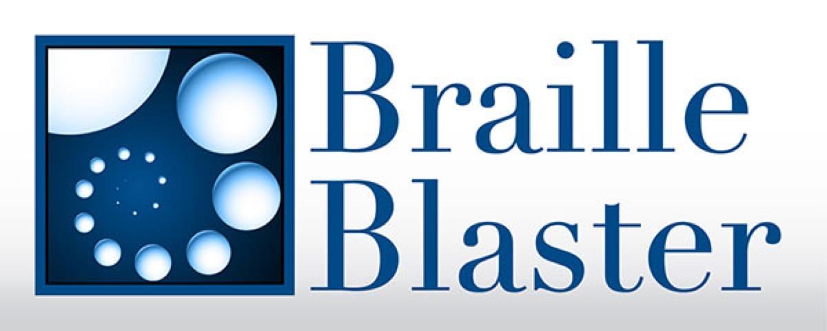 BrailleBlaster logo