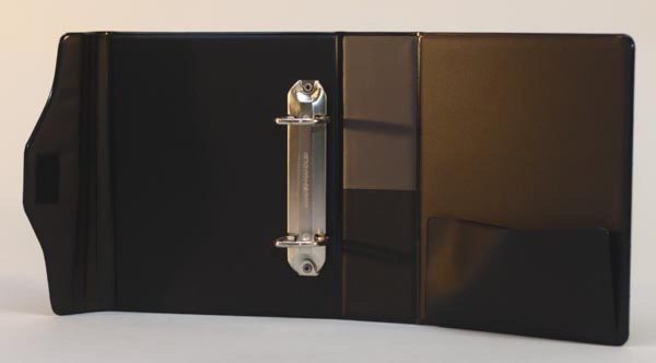Braille Datebook two ring binder