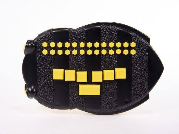 Front view of Braille Buzz