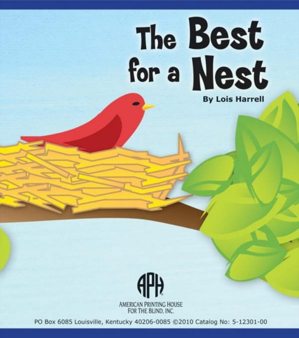 The Best for a Nest book cover