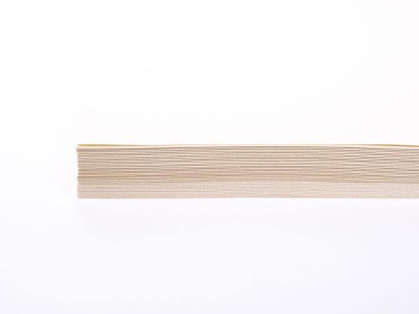 Antique Ivory Opaque Paper side view