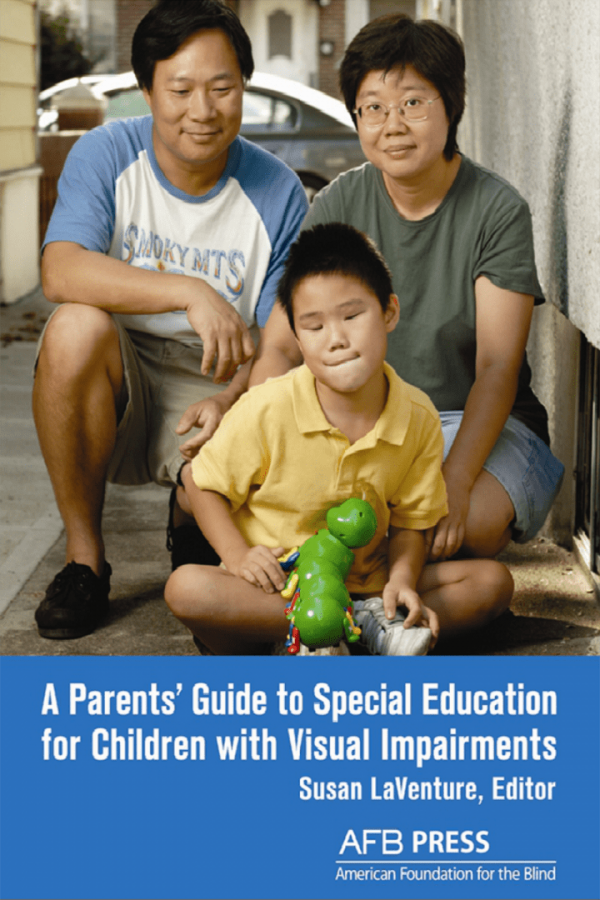 Parents Guide to Special Education book cover