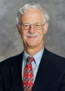 Portrait of Bart Perkins smiling