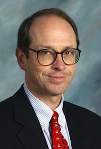 Portrait of Dr. Charles Barr
