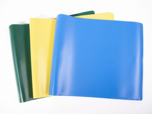 Floppy Braille Binders Color Variations
