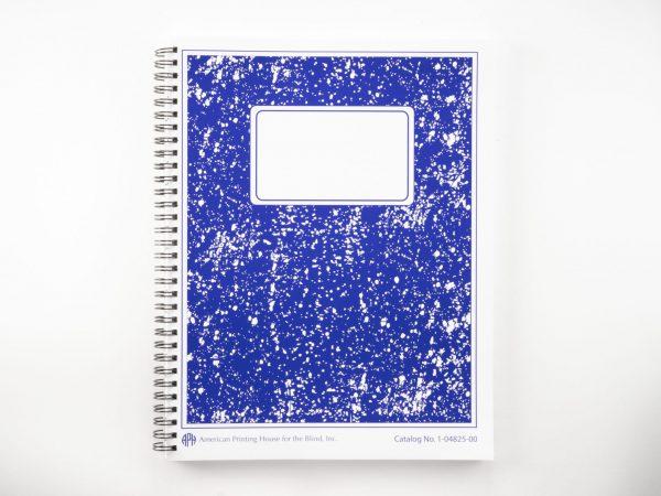 Boldline spiral notebook