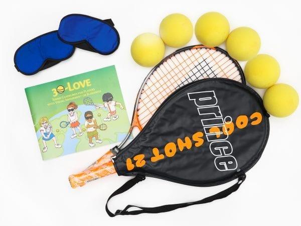 30-Love Tennis Kit