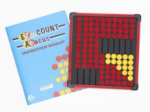 EZeeCOUNT Abacus and Instruction Booklet
