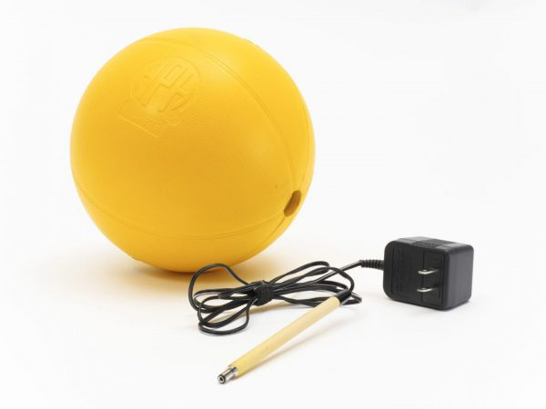 Sound Ball Yellow with Recharger Stylus