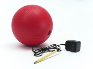 Sound Ball Red with Recharger Stylus
