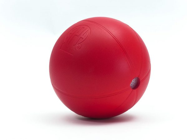 APH Sound Ball Red Close-up
