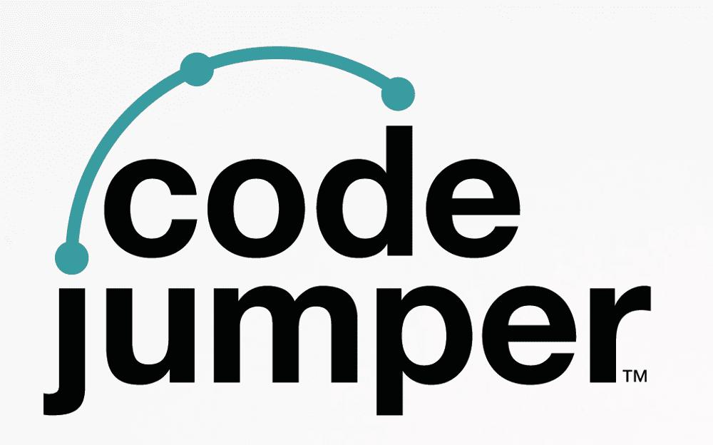 Code Jumper logo