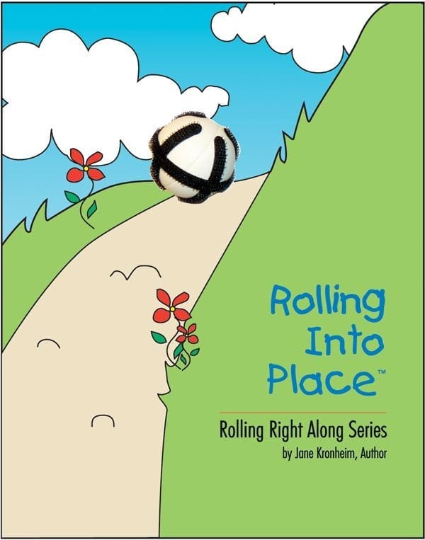 Rolling Into Place interactive storybook