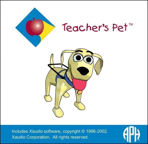 Teacher's Pet CD Rom cover