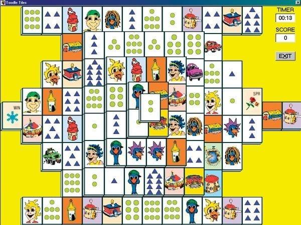 Toodle Tiles