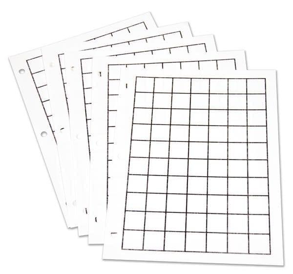 Tactile Tangrams Grids
