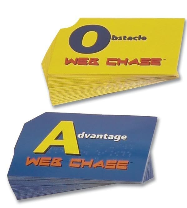Obstacle and Advantage Cards