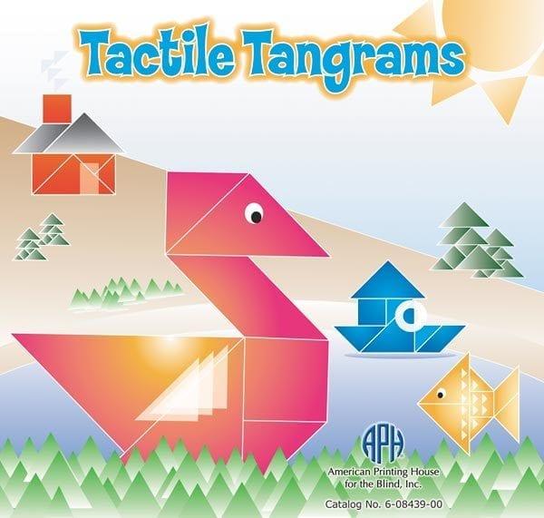 Tactile Tangrams book cover