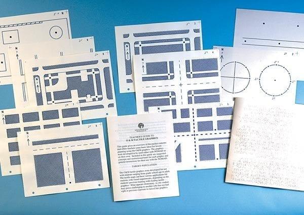 O&M Tactile Graphics