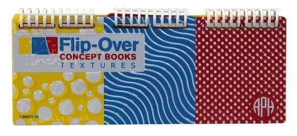 Flip-Over Textures Book