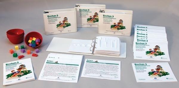 Boehm 3 Tactile Kit