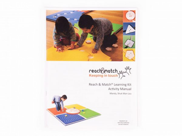 Reach and Match Learning Kit Activity Manual