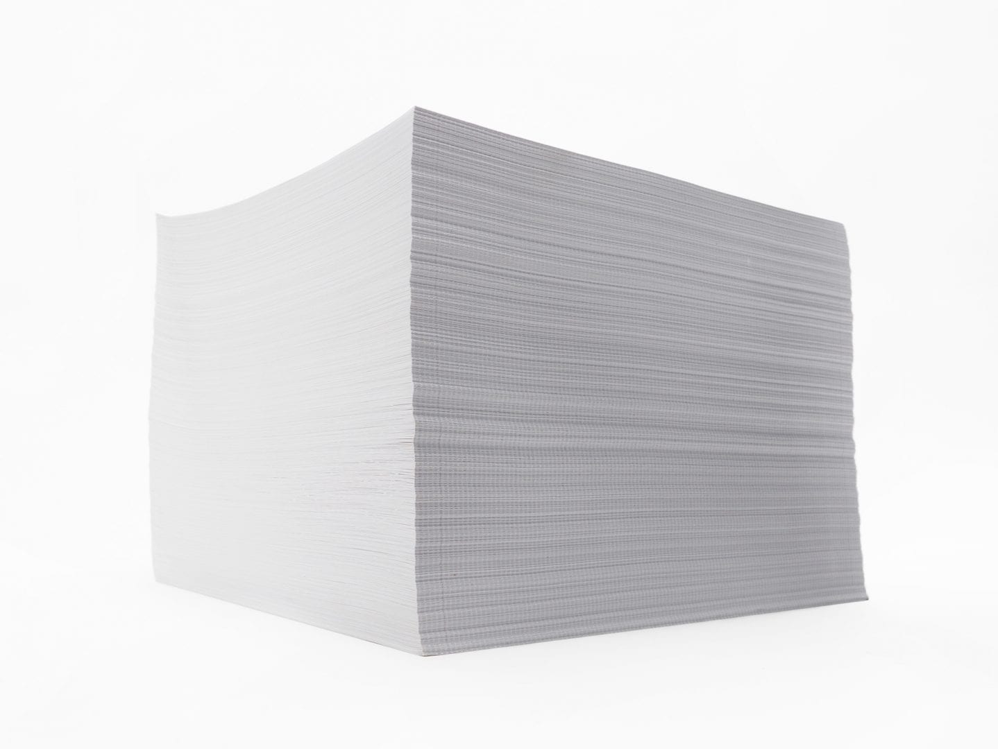 8.5 x 11 inches 100 sheet pack Braille Paper