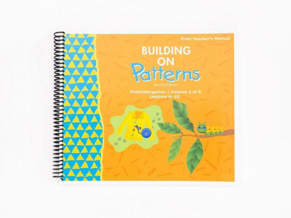 BOP Pre K Teacher Kit Teachers Manual Vol 2