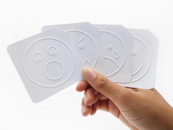 BOP Pre K Student Kit Manipulatives Pack Tactile Emojis