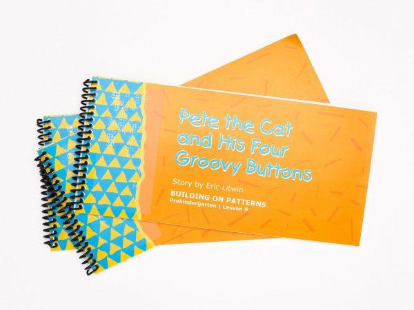 BOP Pre K Student Kit Children's Books