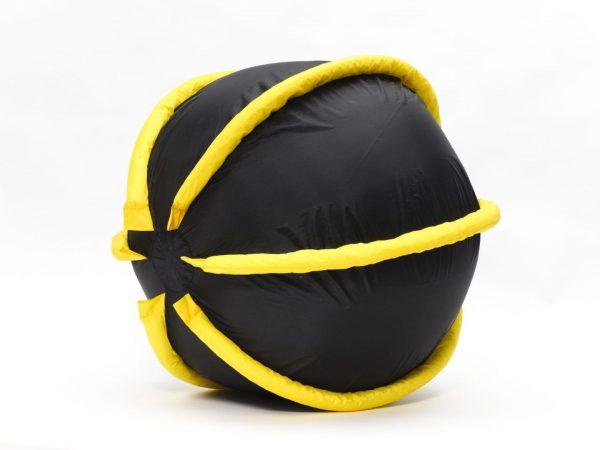 Rib-It Ball 30 Inch Side View