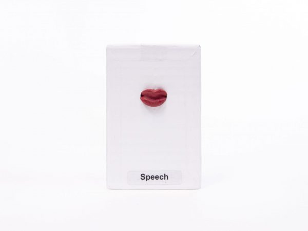 STACS Speech Lips Tile