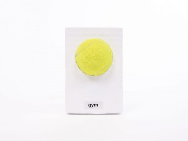 STACS Tennis Ball Gym Tile