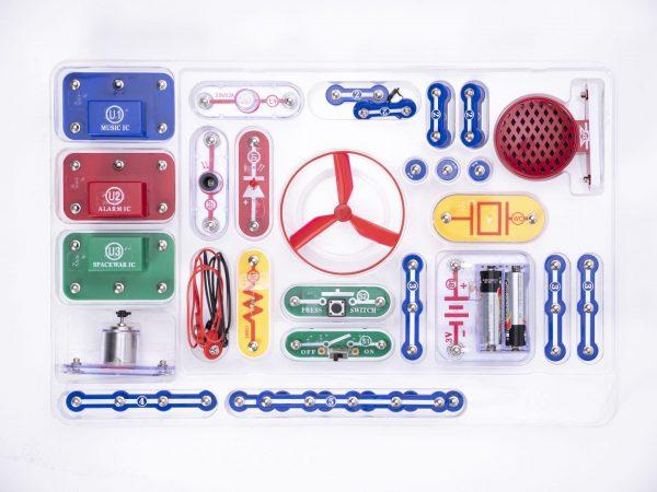 Snap Circuits Jr Parts