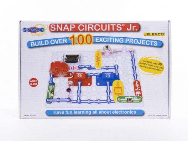 Snap Circuits Jr Box front