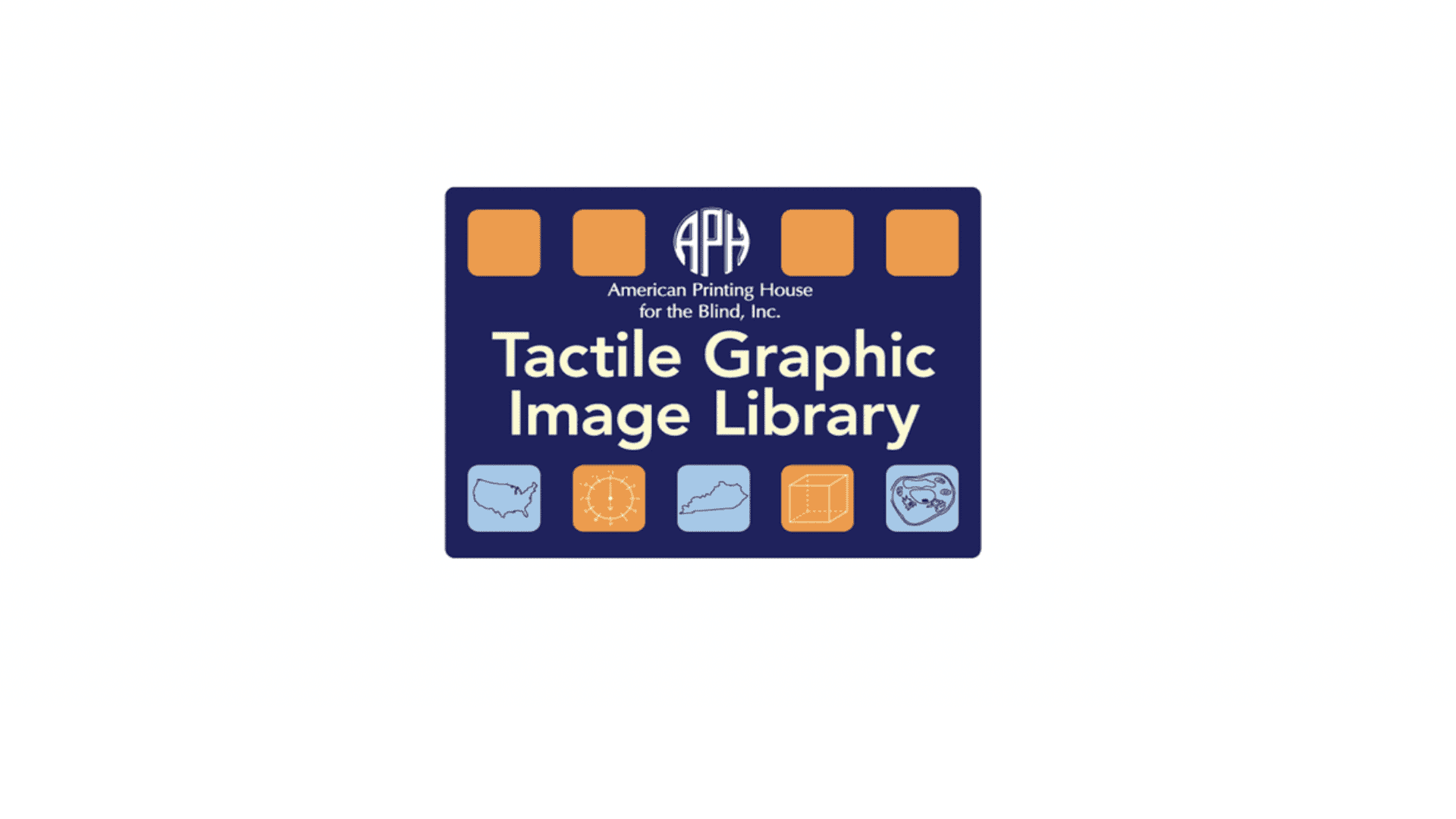 Tactile Graphic Image Library logo