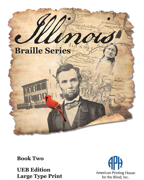 Cover of Illinois Braille Series