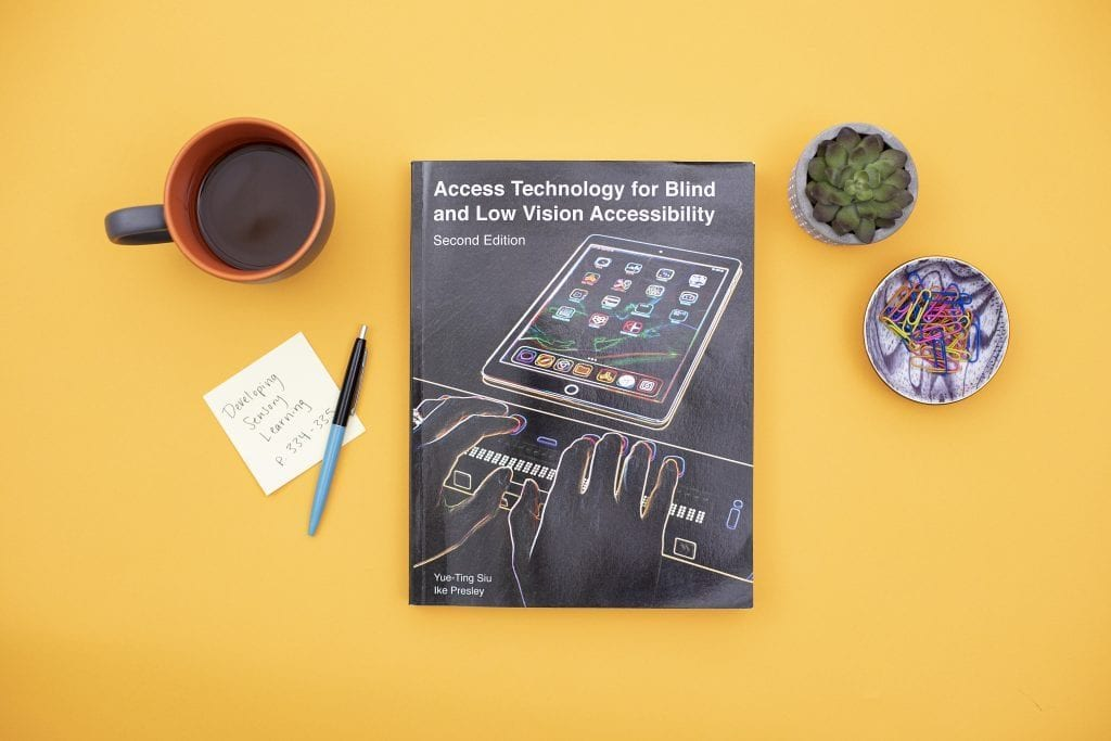 Access Technology for Blind and Low Vision Accessibility Book