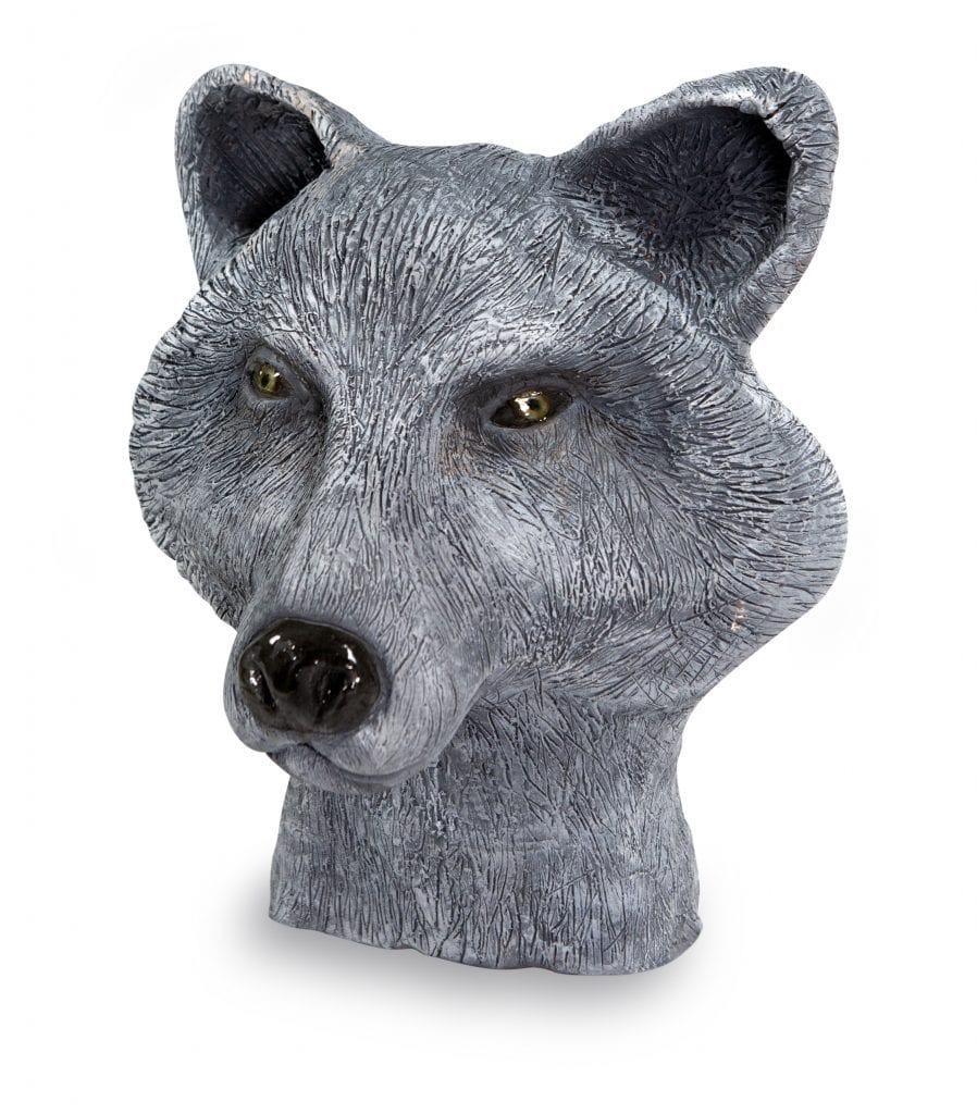 The Wolf Sculpture