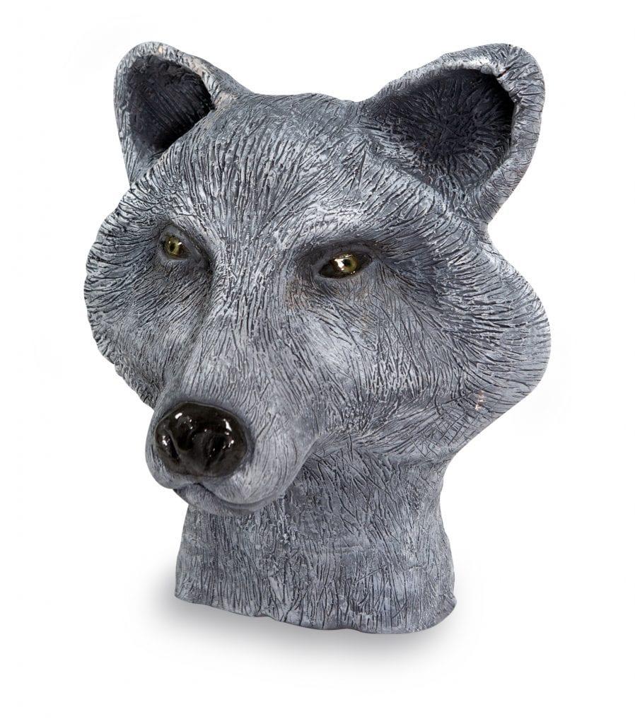 The Wolf Sculpture