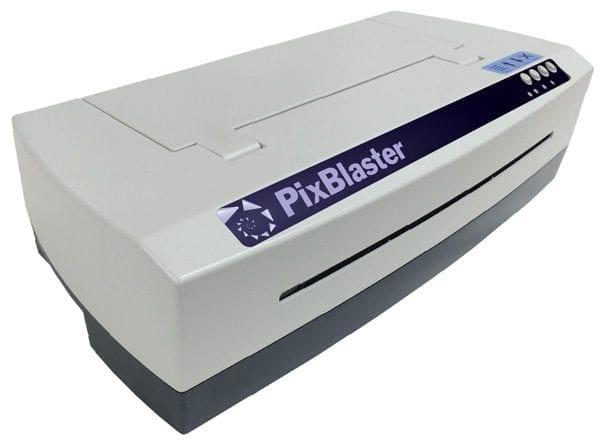 Rendering of PixBlaster Embosser