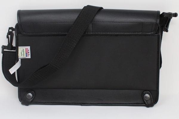 Mantis Q40 Executive Leather Case back