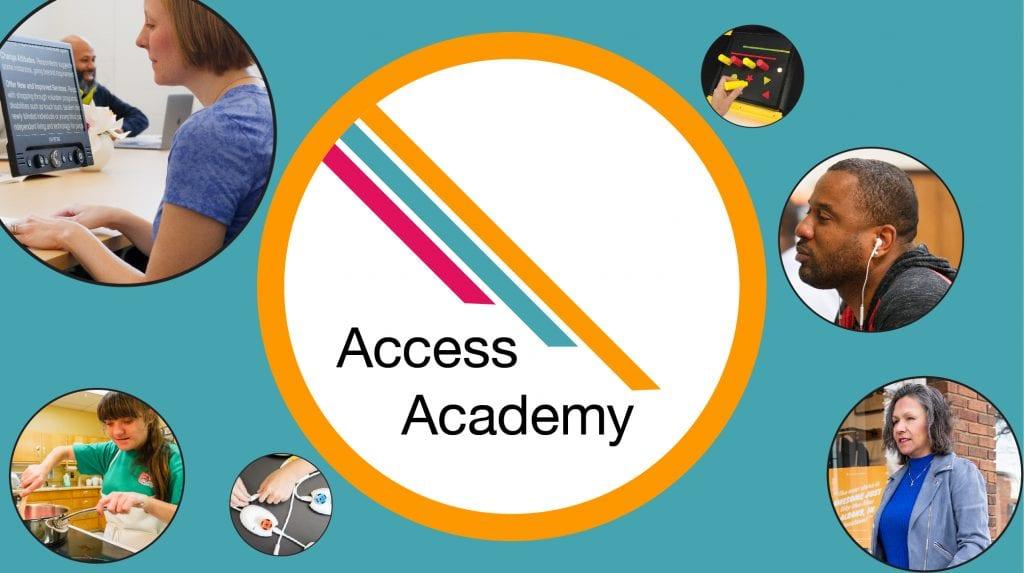 Access Academy logo
