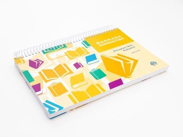 Barraga Perpetual Skills Evaluation book