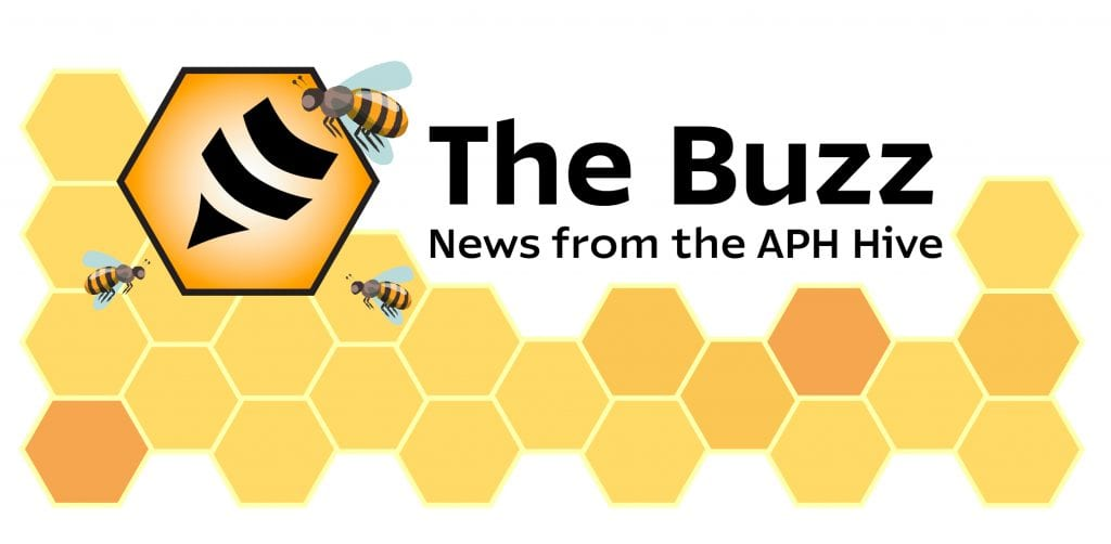 The Buzz-APH HIVE News Header