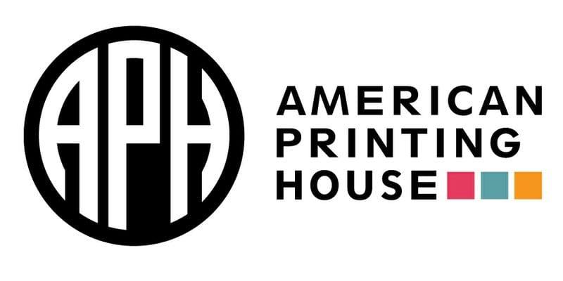 "APH logo ""American Printing House"""
