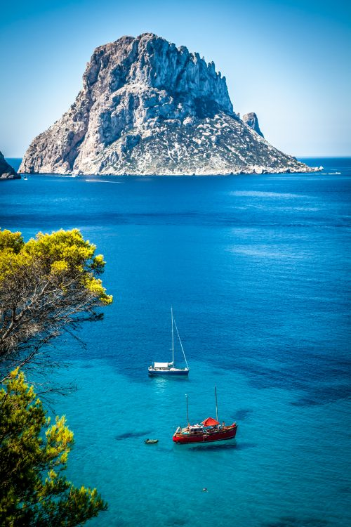 A tale of two: ibiza